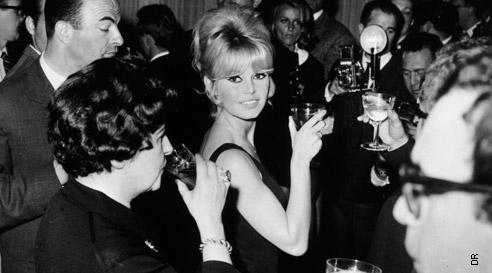 Brigitte Bardot, une icône française