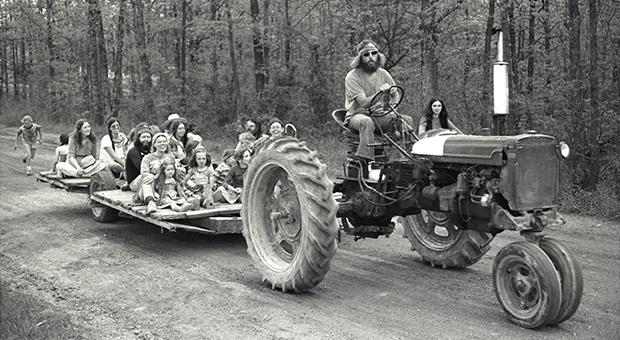 American Commune: un paradis hippie