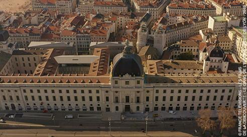 Les faces cachées de l'Hôtel-Dieu de Lyon