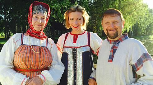 Dans la Russie des Tsars