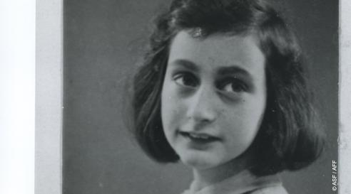 Se souvenir d'Anne Frank