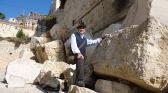 David Suchet dans les pas de Saint Paul