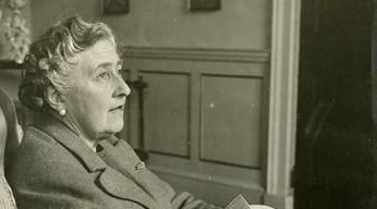 Dans la tête d'Agatha Christie