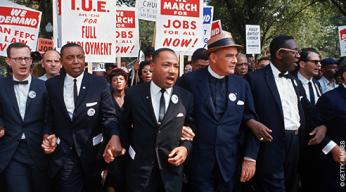 L'homme cible - Martin Luther King et le FBI