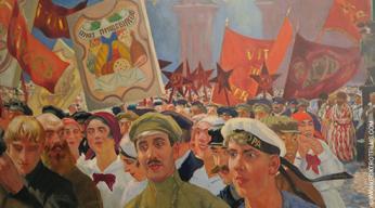 Révolution - un art nouveau pour un monde nouveau