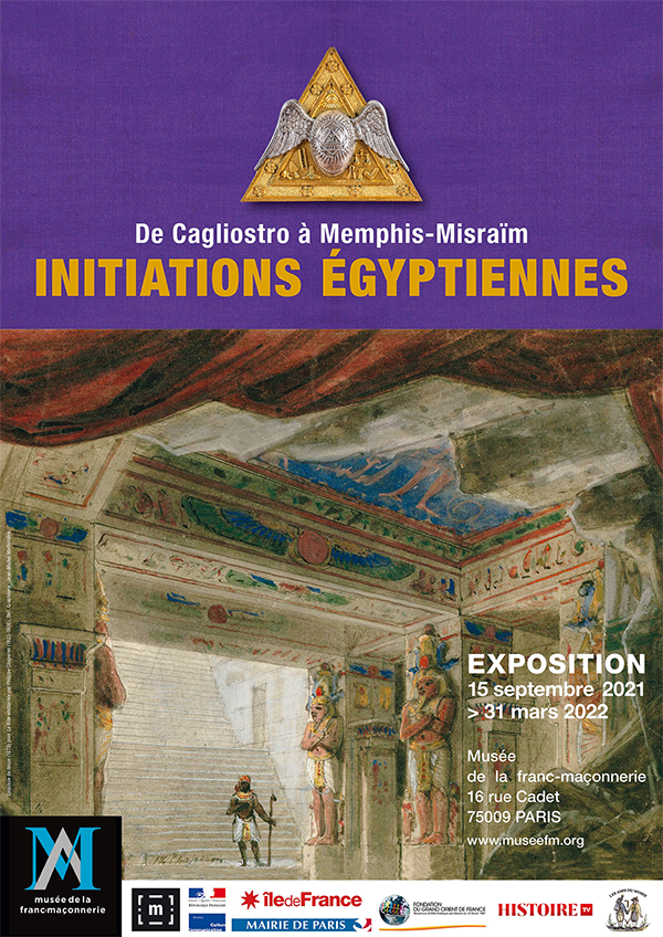INITIATIONS ÉGYPTIENNES