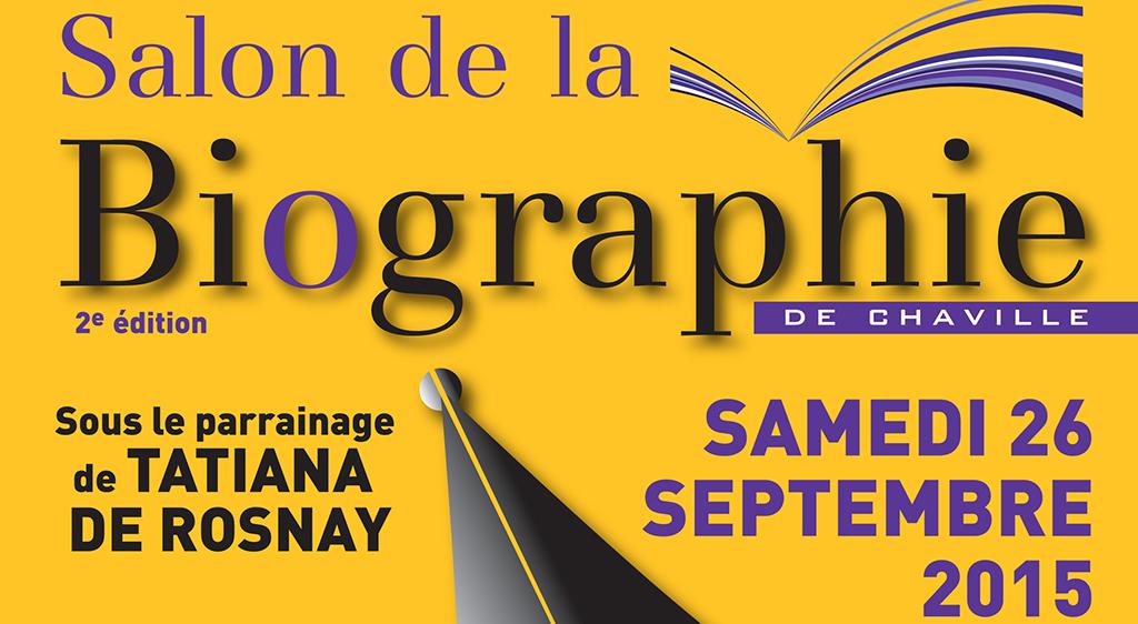 Salon de la biographie de chaville histoire for Porte de champerret salon histoire