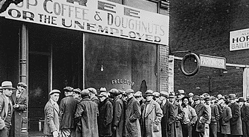 Cycle krach boursier de 1929