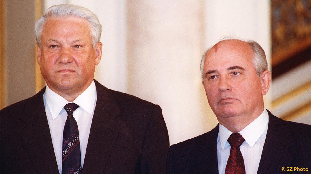 DE L'URSS A LA RUSSIE CHRONIQUE D'UNE HEGEMONIE