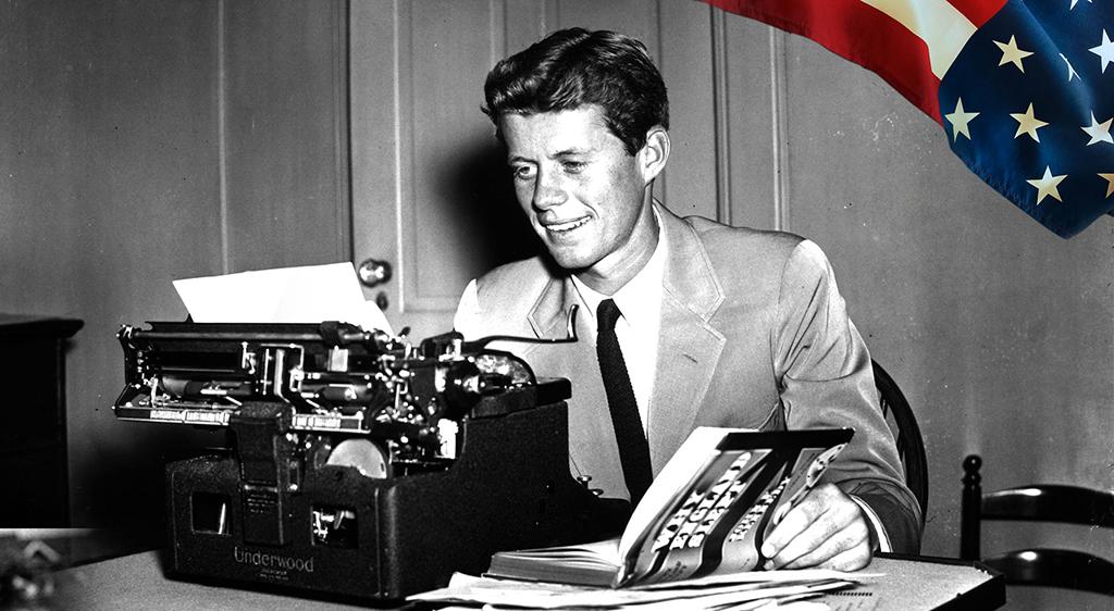 JFK la naissance d'un président