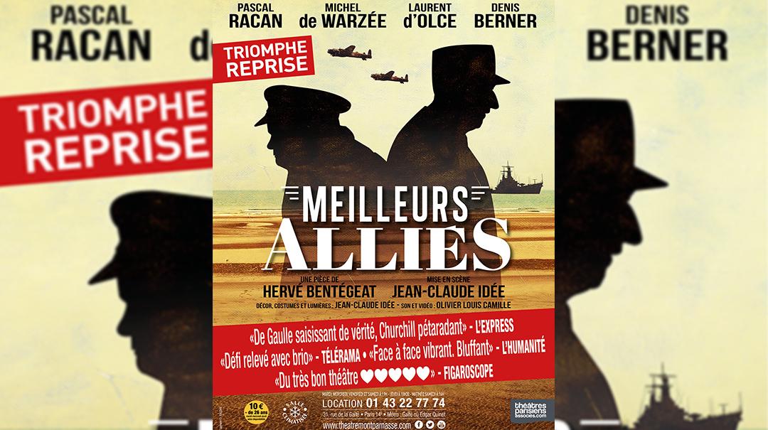 MEILLEURS ALLIÉS