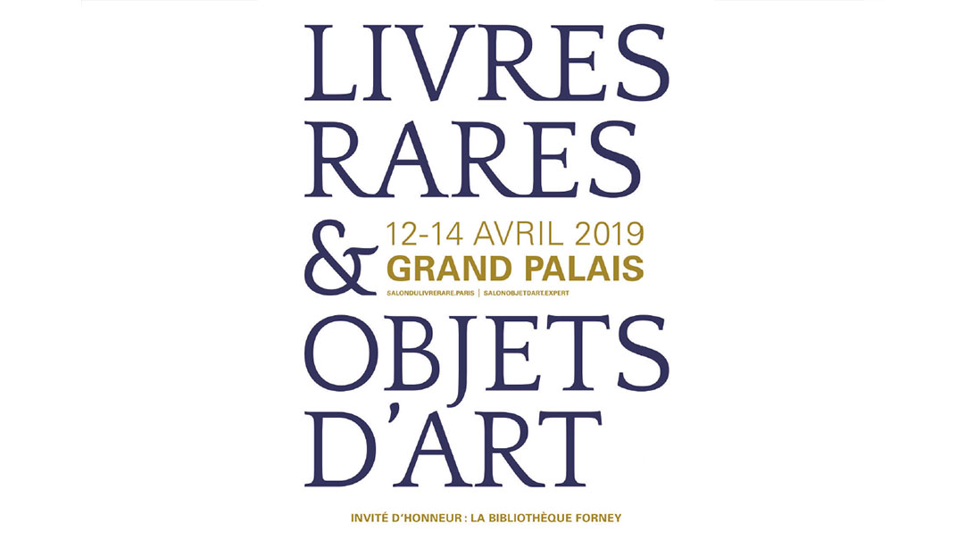 LIVRES RARES & OBJETS D'ART