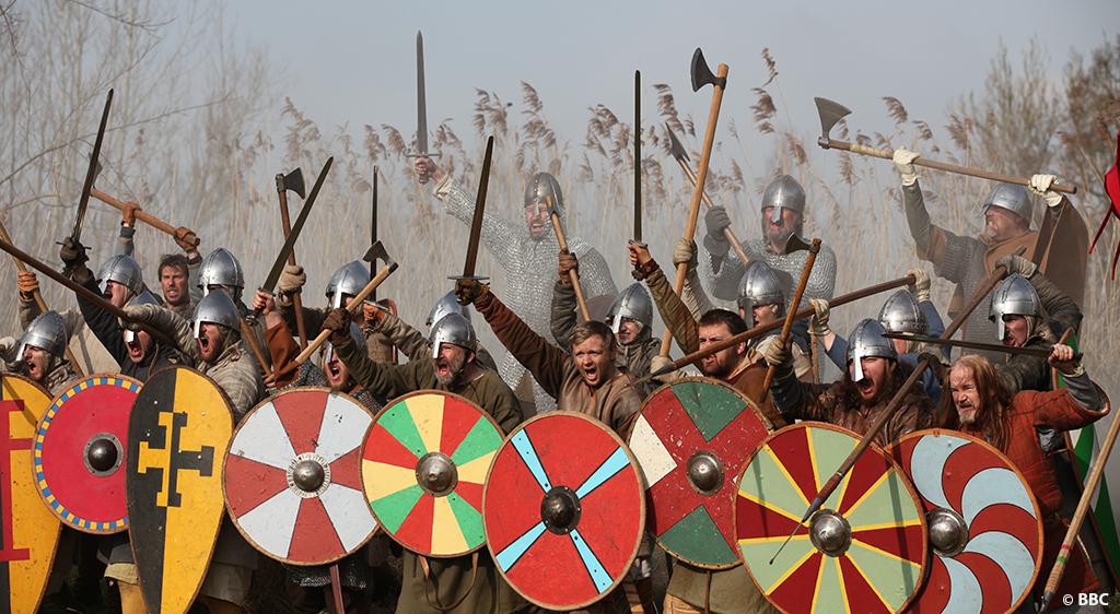 1066 la bataille des derniers rois guerriers