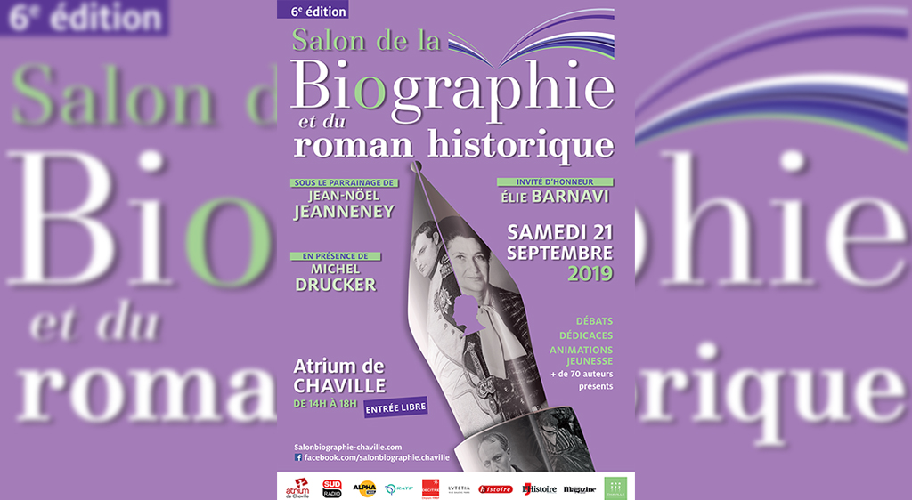 Salon de la Biographie de Chaville