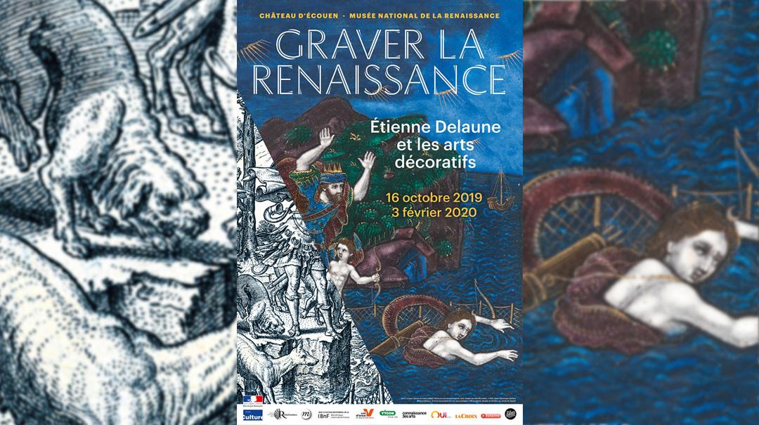 Graver la Renaissance, Etienne Delaune et les arts décoratifs