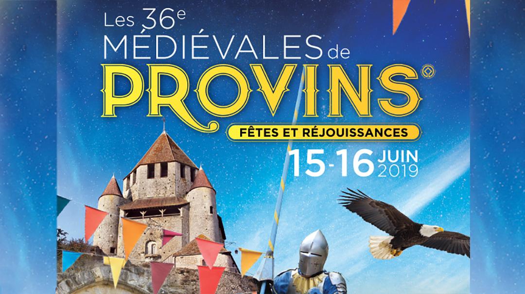 Les 36e médiévales de Provins