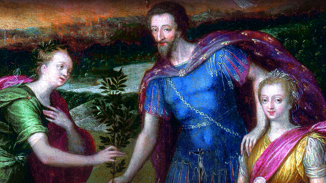 Réconciliations, Henri IV et Rome