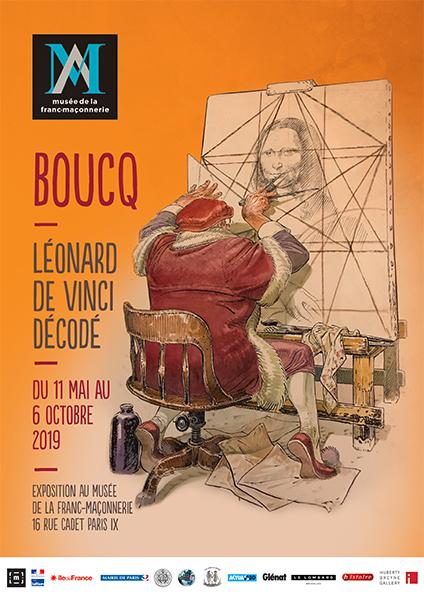 BOUCQ - LÉONARD DE VINCI DÉCODÉ