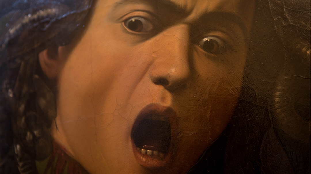 Caravaggio corps et âme