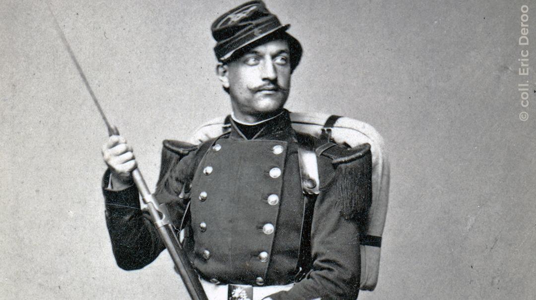LA GUERRE DE 1870 - LES DERNIÈRES CARTOUCHES