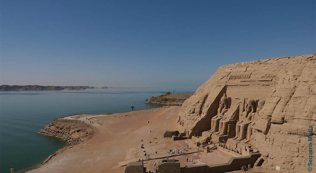 EGYPTE, LES TEMPLES SAUVES DU NIL