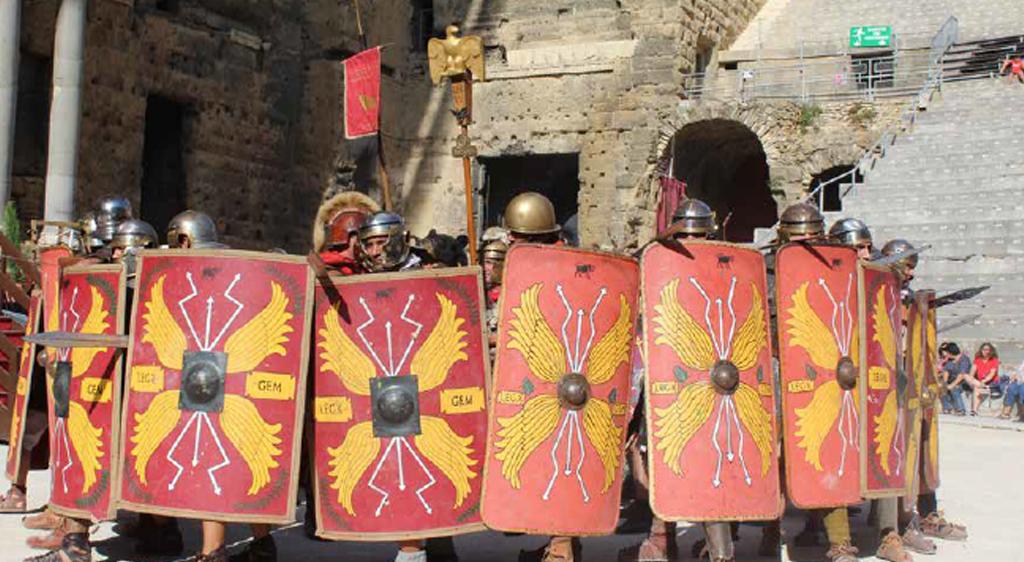 Fête romaine les 23 et 24 octobre 2021