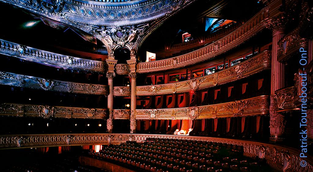 La roi danse, 350 ans d'histoire de l'Opéra de Paris