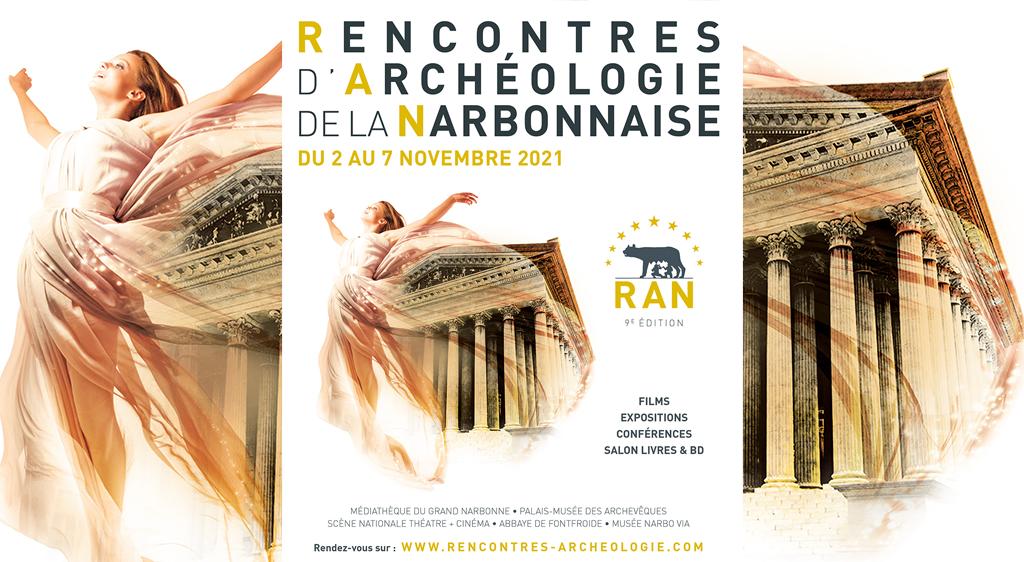 RENCONTRES D'ARCHÉOLOGE DE LA NARBONNAISE