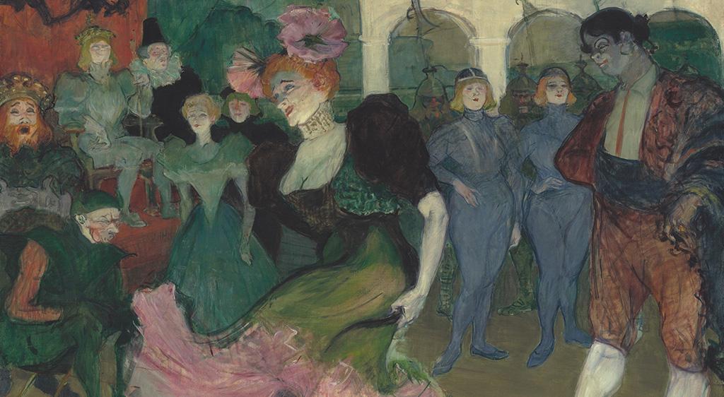 Toulouse-Lautrec, le phénomène