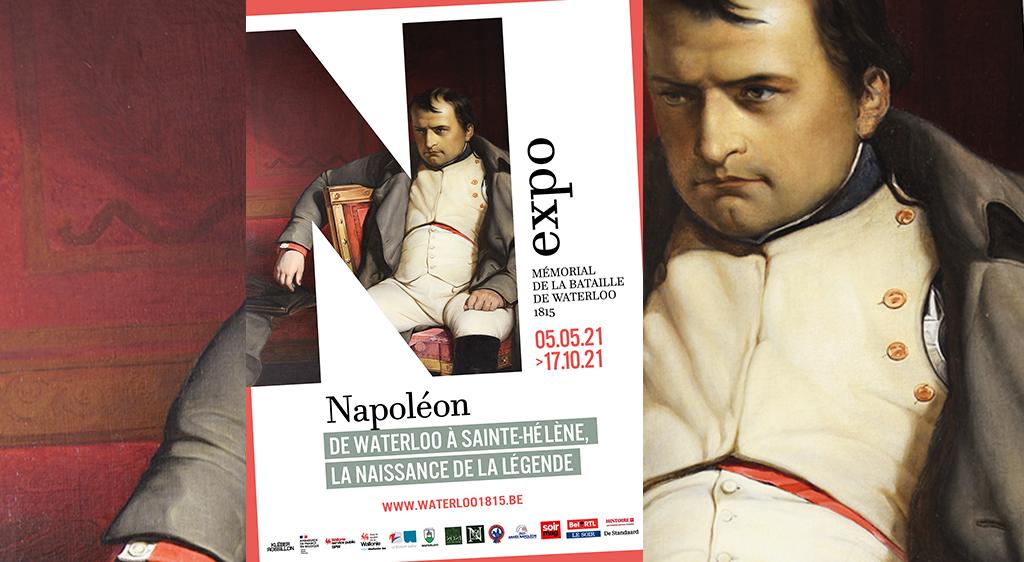 Napoléon : de Waterloo à Sainte-Hélène, la naissance de la légende